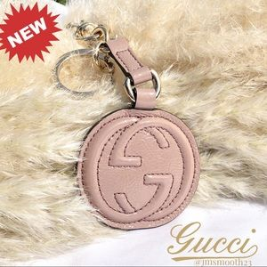 Gucci Accessories - NEW! Gucci XLarge Patent Leather Keychain